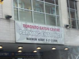 Eaton Toronto