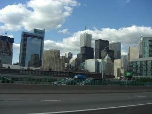 Entrada Toronto coche1