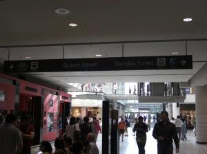 Galerías Toronto