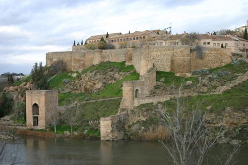 Baño Arabe En Toledo: , caminos : Almas en pena en Toledo – Don Rodrigo y La Cava (I